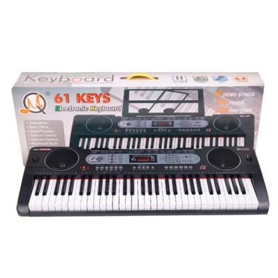 Orga electronica cu 61 de clape USB MP3 BT si Radio FM MQ602UFB