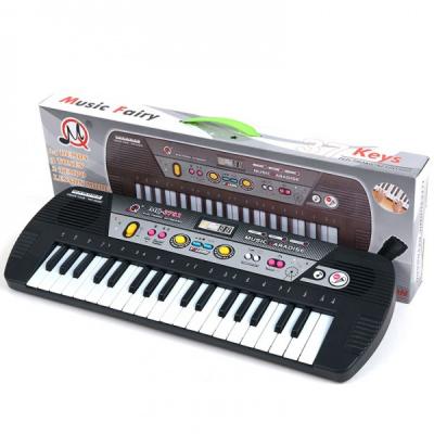 Orga electronica pentru Copii cu 37 de Clape si Microfon MQ3781