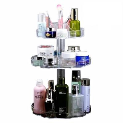 Organizator Cosmetice Rotativ 360 Grade cu 3 Etaje 7006