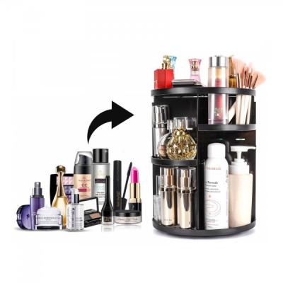 Organizator Cosmetice Rotativ Compartimentat 360 Cosmetic Organizer