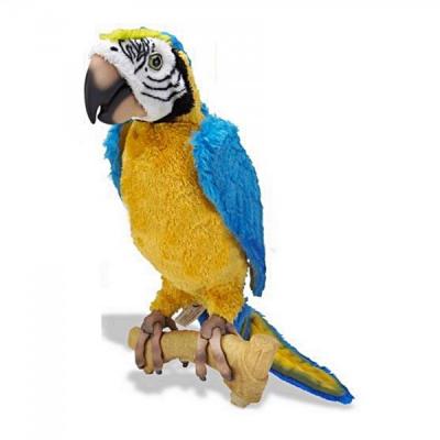 Papagal Vorbitor Jucarie Plus Repeta ce i se spune 27x10cm 2088