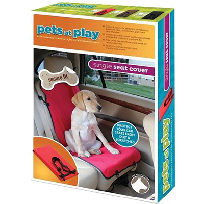 Patura tip Husa de Protectie Scaun Auto, Transport Animale Pets at Play