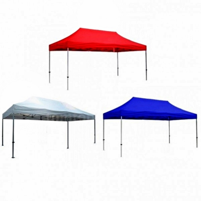 Pavilion Gradina 3x4.5m Cort Pliabil Sistem Acordeon