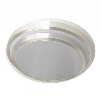 Plafoniera LED Rotunda Aplicata 18W 34cm Alb Rece 6400K A++ A009 TKO