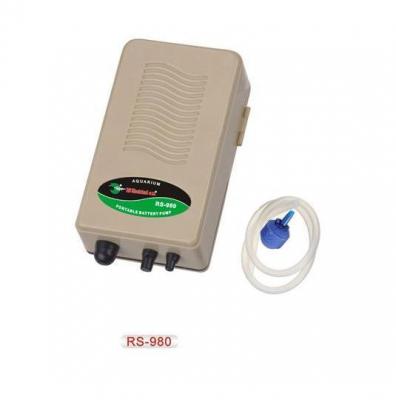 Pompa de Aer Pentru Acvariu cu Baterii RS980