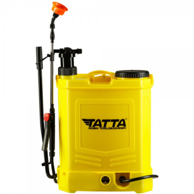 Pompa stropit Acumulator Actionare Manuala 2in1 Tatta 16L 12V TP1833AM