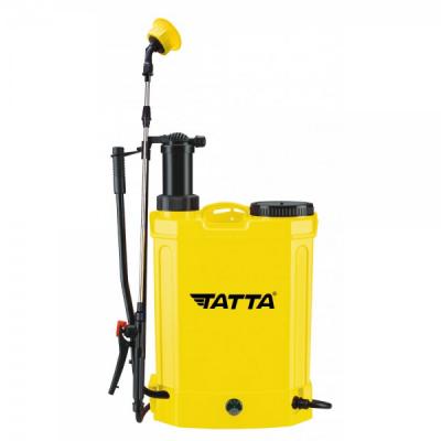 Pompa Stropit Acumulator si Actionare Manuala 16L 12V Tatta TP1640AM