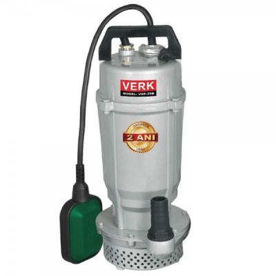 Pompa Submersibila Apa Curata cu Plutitor 550W Verk VSP25B