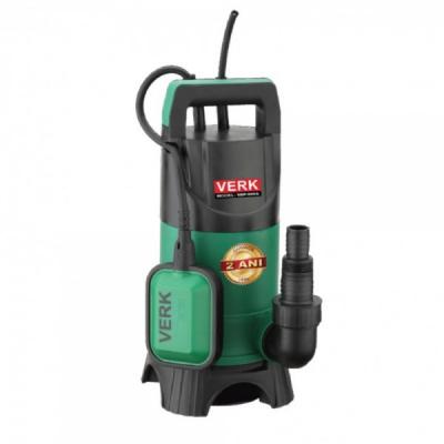 Pompa Submersibila pentru Apa Murdara cu Plutitor 900W Verk VDP900A