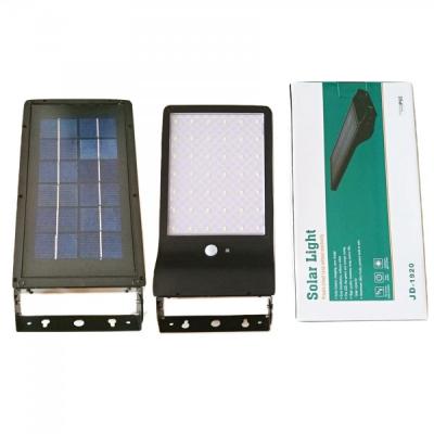 Proiector 42LED SMD 20W cu Panou Solar si Senzor Miscare IP65 JD1920