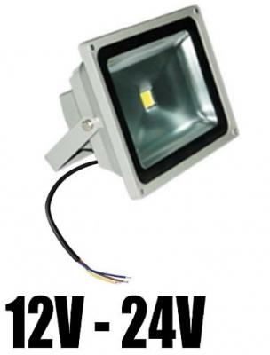 Proiector LED 30W Alimentare 12V/24V