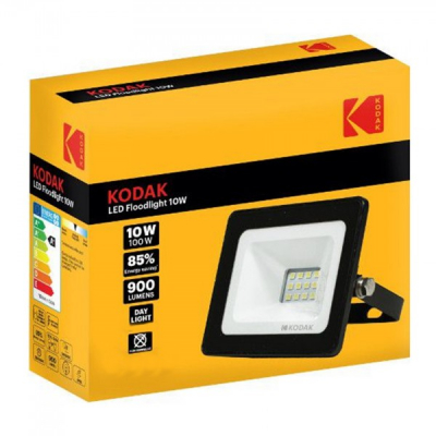 Proiector LED SMD 10W 900lm IP65 6400K 220V 9x7cm Kodak