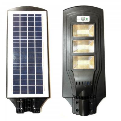 Proiector LED SMD 60W cu Panou Solar si Senzori IP65 CL160