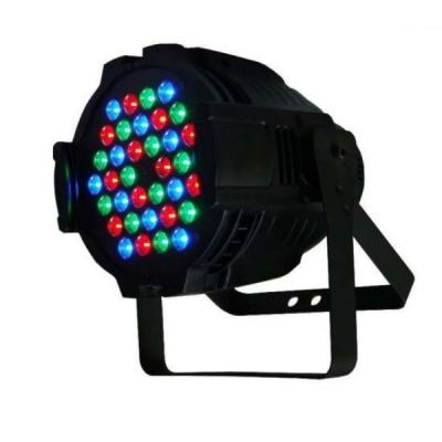 Proiector Lumini PAR Light 36 LEDuri 1W RGB Intrare si Iesire DMX
