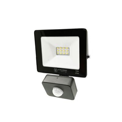 Proiector Multi LED 10W cu Senzor Miscare 6400K IP65 UB60276