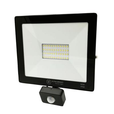 Proiector Multi LED 50W cu Senzor Miscare 6400K IP65 UB60279
