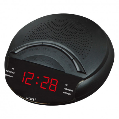 Radio Digital cu Ceas Afisaj LED Diverse Culori VST903