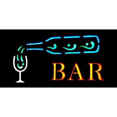 Reclama Luminoasa Bar 50x25cm