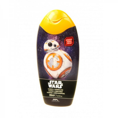 Sampon si Balsam 2in1 Copii Star Wars Peach 200ml Disney BC210510000