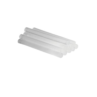 Set 10 Baghete Silicon Pentru Pistol de Lipit