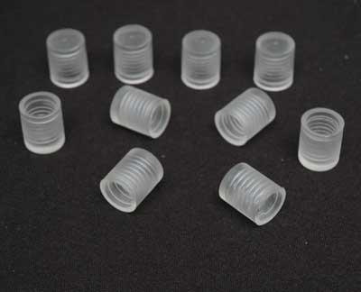 Set 10 Capace tip Dop Pentru Furtun Luminos