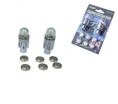 Set 2 Lampi cu LED Color Pentru AUTO FLTL008