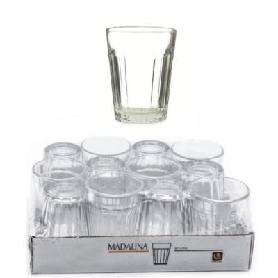 Set 72 Pahare Sticla Vodka 120ml Madalina 55018-MC72 DC1045