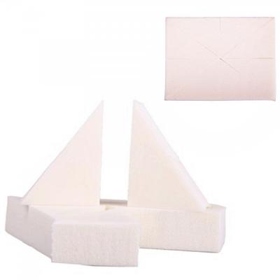 Set 8 Buretei Cosmetici Triunghiulari pentru Machiaj MS801