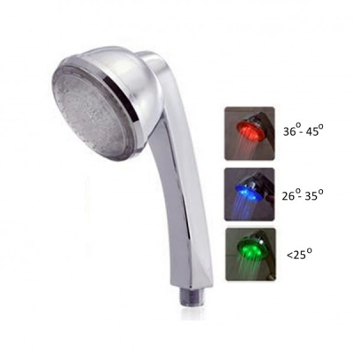 Shower LED Para de Dus Iluminata 3 Culori YC8117