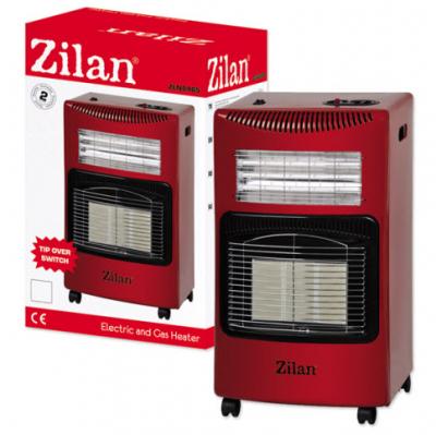Soba cu Gaz si Electric EKO Zilan ZLN8465 4200W