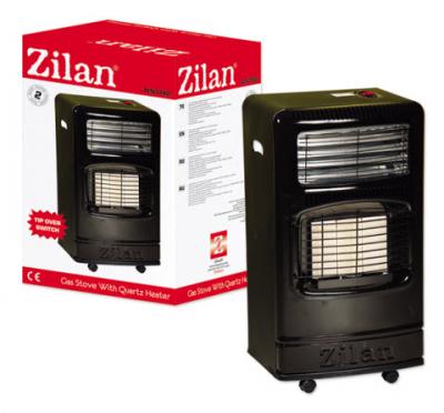Soba cu Gaz si Electric Zilan ZLN1282 4100W