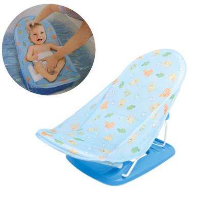 Suport pentru Cada Baita Bebe Deluxe Baby Bather 0291 Albastru