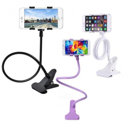Suport Universal Telefon, Brat Flexibil, Clips Prindere Lazy Bracket
