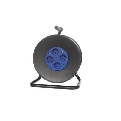 Tambur Rola Rulare Cablu Alimentare 30m 3x2.5 4 Prize Fara Cablu