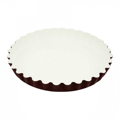 Tava cu interior Ceramic pentru Tarte 28x3.5cm Sapir SP1223QC