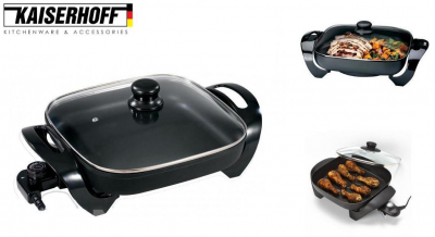 Tigaie Electrica Hot Pan Kaiserhoff KH700
