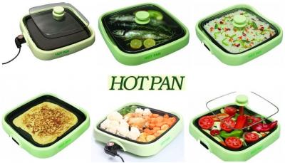 Tigaie electrica HotPan Multipan