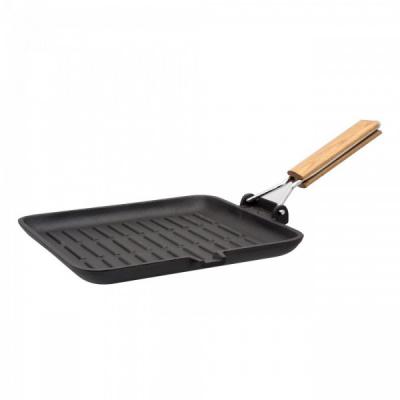 Tigaie grill de fonta 28cm Sapir SP4616A28