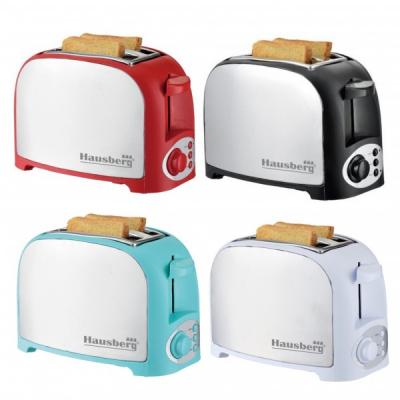 Toaster Prajitor Paine 2 felii 750W Hausberg HB190