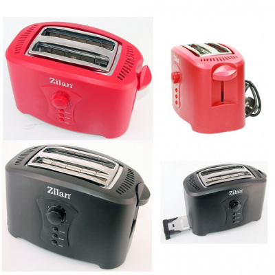 Toaster Prajitor paine 750W  7 Trepte Zilan ZLN8310