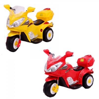 Tricicleta Electrica 6V4Ah pentru Copii  Div. Culori JK7777