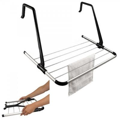 Uscator Metalic de rufe pentru calorifer sau balcon 55x37.5x30cm