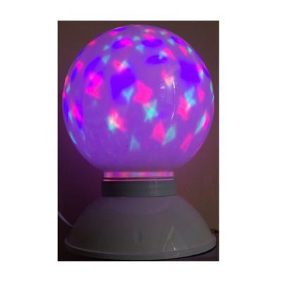 Veioza tip Glob Rotativ Disco