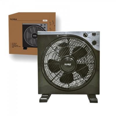 Ventilator de Camera 40W 3 Viteze Timer  30cm Zilan Floria ZLN2355