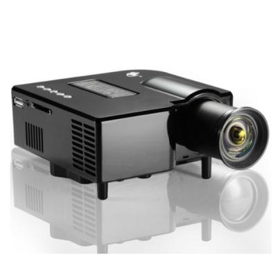 Videoproiector LED USB HDMI VGA cu Telecomanda