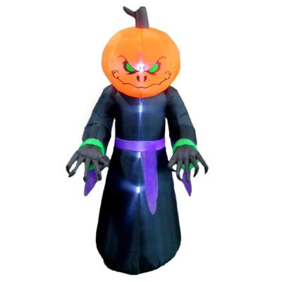 Vrajitoare Halloween Autogonflabila Iluminata 2.5m 220V