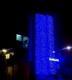 Instalatii de Craciun Perdea Luminoasa Albastra 3200 LEDuri 3x10m